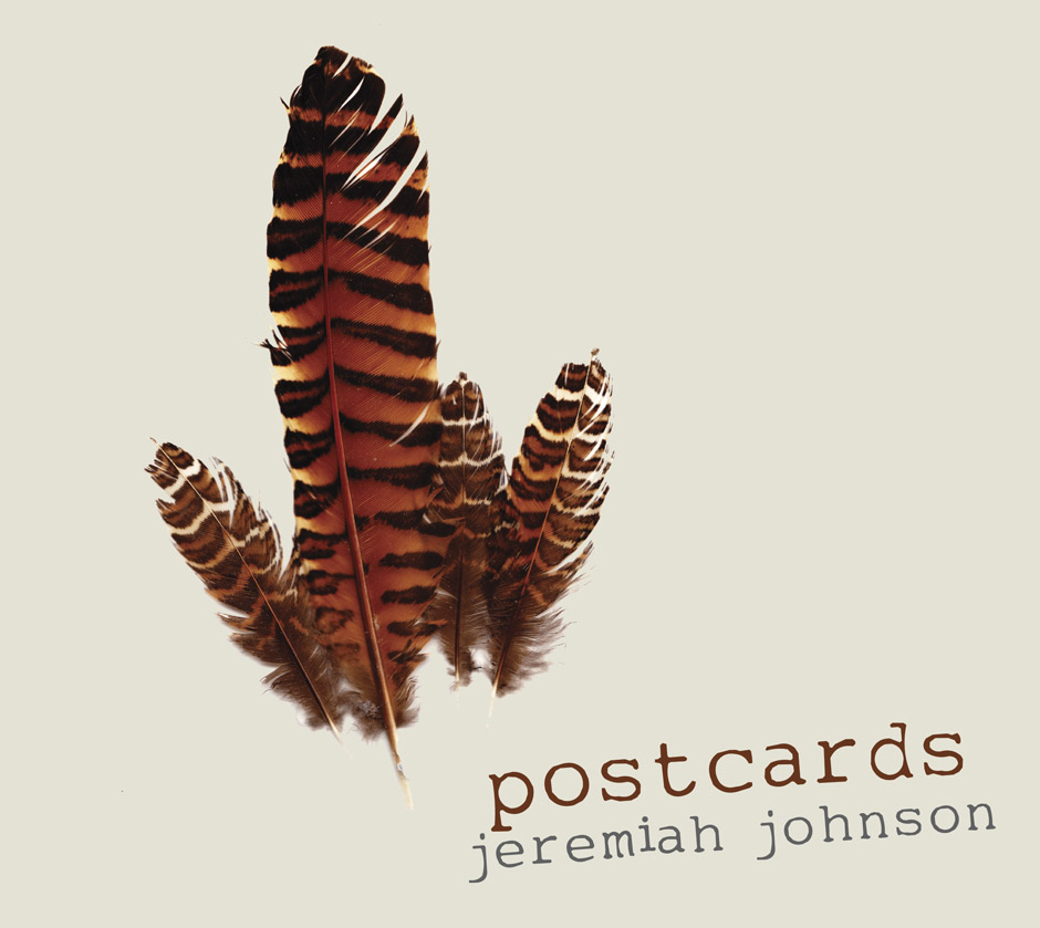 postcards album by jeremiah johnson, australian musician